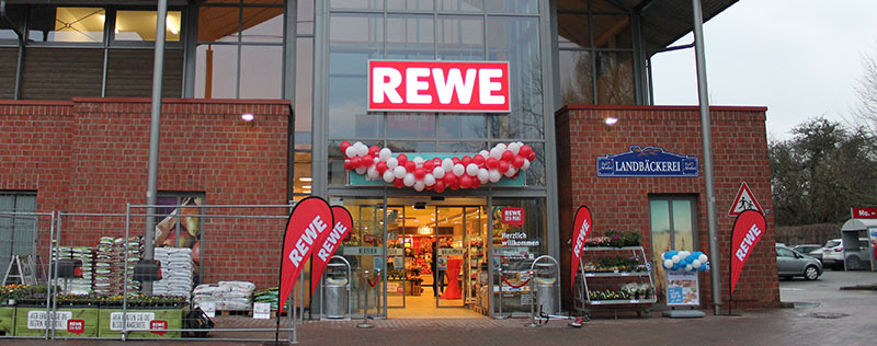 Tolle Aktion vom REWE in Holtenau